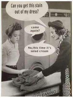 I laughed shamelessly!