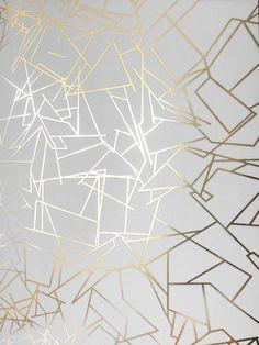 33 Ideas For White Wallpaper Living Room Wallpapers White Pattern Wallpaper, White And Gold Wallpaper, Metallic Wallpaper, Modern Wallpaper, Geometric Wallpaper, Textured Wallpaper, Designer Wallpaper, Wall Wallpaper, Bedroom Wallpaper Gold