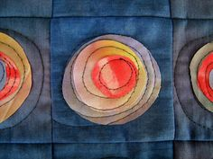Tutorial Tuesday - A is for Applique (Raw Edge). How to, inspiration & free patterns - wow i like that