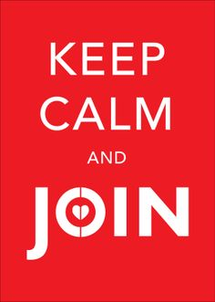Keep calm and JOIN! ;-)  www.joinjoin.nl