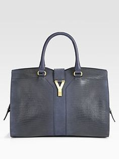 Yves Saint Laurent - YSL Chyc Medium East/West Top Handle Bag