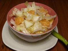Do you speak vegan ? : Salade d'endives à l'orange