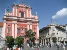 Stroll along the canals and colourful streets of Lublijana, Slovenia's capital city. http://activetravel.com.au/top-5-destinations-visit-2014/