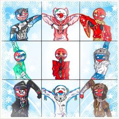 Read 27 from the story Random pictures of countryhumans by (Fandom trash) with reads. Awww, so kawaii! Cute N Country, Country Men, Korea Country, Hetalia, Chibi, Mundo Comic, Dibujos Cute, History Memes, Human Art
