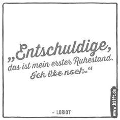 loriot sprüche Die 78 besten Bilder von loriot | Cartoon, Chistes und Comics loriot sprüche