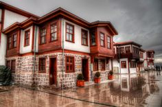 Old Ankara houses (Turkey) by Mehmet Mesart on 500px