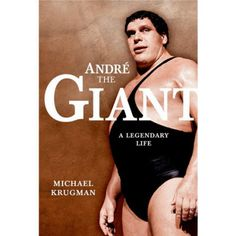 Andre The Giant by Michael Krugman