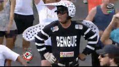 A Dengue estava na São Silvestre
