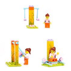4Pcs-Set-Children-Diy-Assembling-Building-Model-Blocks-Educational-Learning-Toys