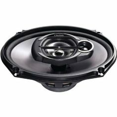 """Clarion SRG6932R 6 x 9-Inch Coaxial Speaker System by Clarion Mobile Electronics. $49.95. 6 x 9-inch coaxial speaker system, 400 watts maximum music handling, 50 watts RMS, 6 x 9"""" mica-injection polypropylene cone woofer, water resistant cone, strontium ferrite magnet, 2 3/8"""" metallized PEI cone tweeter, grilles included. Save 55%!"""