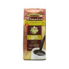 Enjoy Teeccino Mediterranean Herbal Coffee - Java - Medium Roast - Caffeine Free - 11 oz every day at these amazing prices! Naturally Caffeine Free Non Acidic N