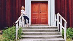 Ioana Radu at Skansen, open air museum from Stockholm - Sweden ♥. Stockholm Sweden, Museum, Places, Museums, Lugares