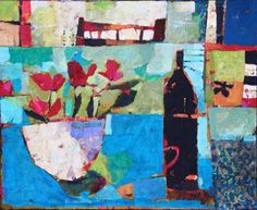 Sally Anne Fitter, Painters and Printmakers   Pinkfoot Gallery, Cley Norfolk.