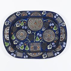 View Plat by Birger Kaipiainen on artnet. Browse upcoming and past auction lots by Birger Kaipiainen. Glass Ceramic, Ceramic Plates, Decorative Plates, Scandinavian Design, Metallica, Finland, Creations, Objects, Auction