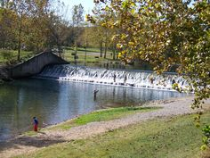 Bennett Spring State Park, Missouri- we used to come here every summer with our grandparents- so peaceful