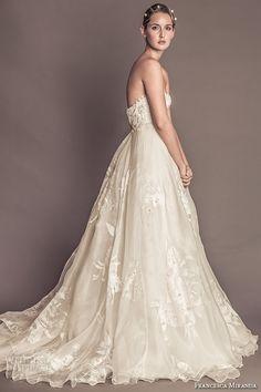 Francesca Miranda Fall 2016 Wedding Dresses