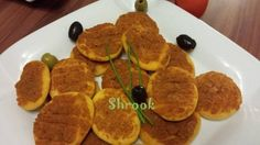 طريقة عمل المناقيش بخلطة المحمرة - Spicy manakish recipe