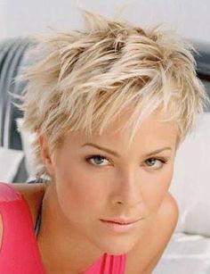 Pin By Anitra On Pixie Styles In 2019 Hair Cuts Messy Short Hair – messy hairstyles pixie messy hairstyles quick Haircuts For Fine Hair, Messy Hairstyles, Hairstyles Videos, Blonde Pixie Hairstyles, Short Hairstyles For Thin Hair, Blonde Hair, Hairstyles 2016, Modern Hairstyles, Creative Hairstyles