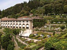 Villa San Michele - Fiesole in the Tuscany region