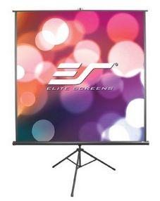 Elite Screens Tripod B Series, Multi Aspect Ratio Lightweight Portable Pull Up Projector Projection Screen, Cheap Projector Screen, Diy Projection Screen, Projector Screens, Dvd Vcr, Home Theater Projectors, Aspect Ratio, Tripod, Presentation, Entertaining