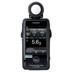 Sekonic L-478DR Litemaster Pro Radio - Losi online  Compatible con PocketWizard