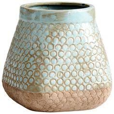 Cyan Design Round Pot Planter