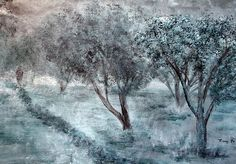 Into the MIst Painting by: Tracy Jo