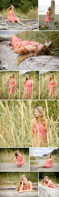 www.r-a-photography.com I Senior Portraits on beach