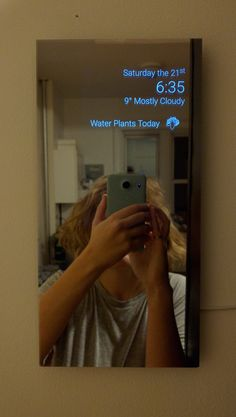 HannahMitt/HomeMirror: Android application powering the mirror in my house