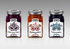 40 Juicy Jam Packaging Designs Inspiration - Jayce-o-Yesta
