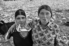 gypsy people pictures | Poland | Romanian Gypsies invading Europe | documentary photography ...