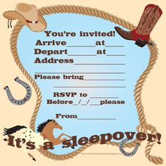 free printable slumber party invitations - nice and large so it, Wedding invitations