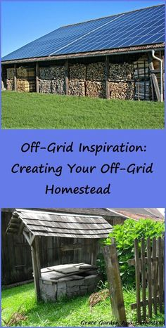 Inspiration to get off the grid. What's really needed? How will you plan and prioritize? What are the factors people don't talk about?