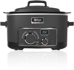 The Ninja Cooking System looks incredible.  I love the fact that you can cook an entire meal in one pot!!
