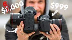 "As the saying goes, ""you get what you pay for."" But how does that rule flesh out with DSLRs? Why is a $6,000 camera 6 times (and $5,000) better than a $1,0"