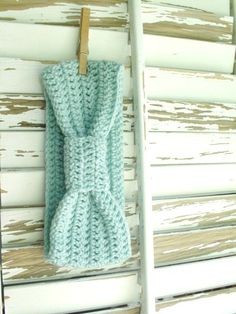 Turban Headband - Crochet Headband - Turban Headwrap