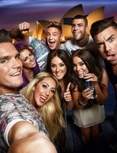Oh how I do Love these people <3 Geordie Shore :)