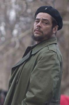 """Benicio Del Toro dans le film """"Ché"""""""