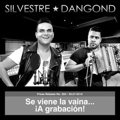 @SilvestreFDC , Se viene la vaina… ¡A grabación! - http://wp.me/p2sUeV-4iH  - #Noticias #Vallenato !