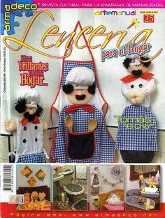 View album on Yandex. Book Crafts, Felt Crafts, Fabric Crafts, Crafts To Make, Sewing Crafts, Diy Crafts, Craft Books, Dress Sewing Patterns, Doll Patterns