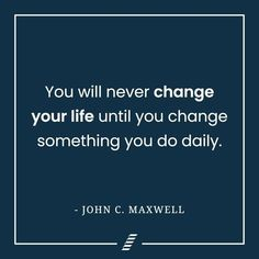 John C. Maxwell posted on LinkedIn John Maxwell Quotes, John C Maxwell, Public Profile, Never Change, Leadership Quotes, You Changed, Fails, Wisdom