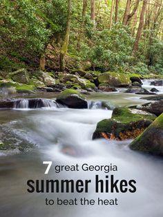 7 great Georgia summer hikes to help beat summer's heat