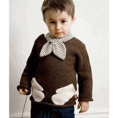 oeuf hug me sweater