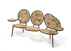 Interesting feel- old, yet quirky(due to the shapes). Integrating some color into this would be interesting. Campana Brothers