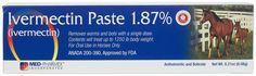 Ivermectin Paste Tube 1.87% (Med-Pharmex