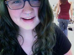 My hair is green ^.^