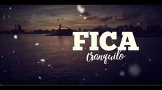 FICA TRANQUILO - LYRIC VÍDEO OFICIAL - KEMILLY SANTOS