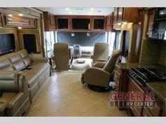 New 2015 Fleetwood RV Bounder 34T Motor Home Class A at General RV | Draper, UT | #114828