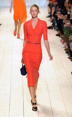 Nina Ricci - PFW Spring/Summer 2015 - www.so-sophisticated.com