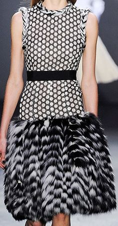 Giambattista Valli, fall 2012